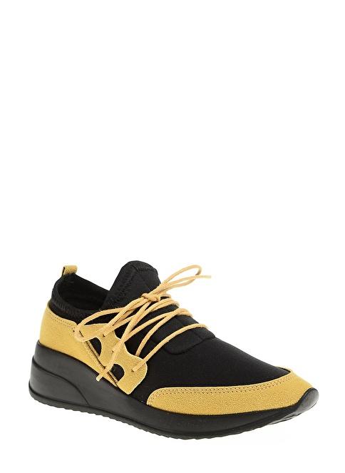 Derigo Sneaker Ayakkabı Hardal